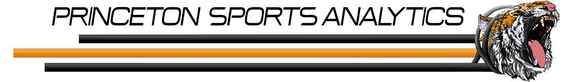 Princeton Sports Analytics