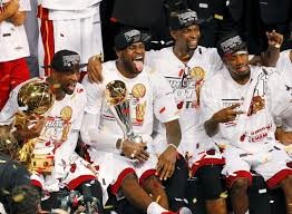 The 2013 Miami Heat became the fourth home team in the history of the 2-3-2 Finals format to win the Finals despite trailing 2-3 after Game 5.